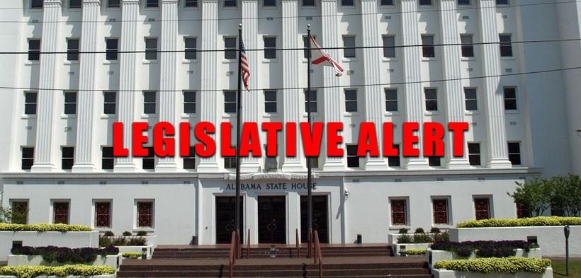 Legislative Alert